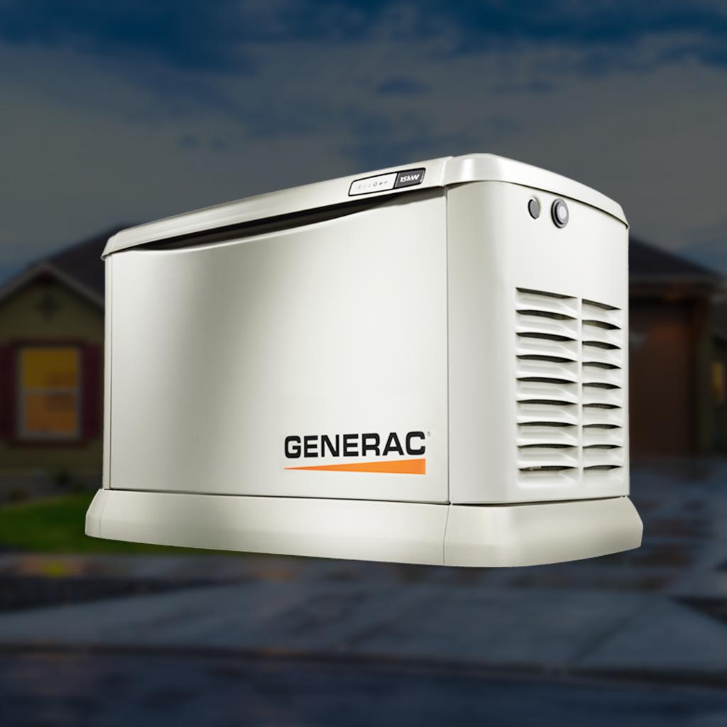 Generac Home Backup Generator