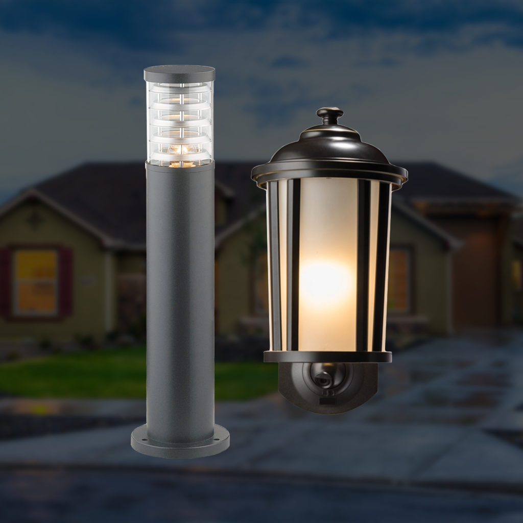 Outdoor Exterior Lighting