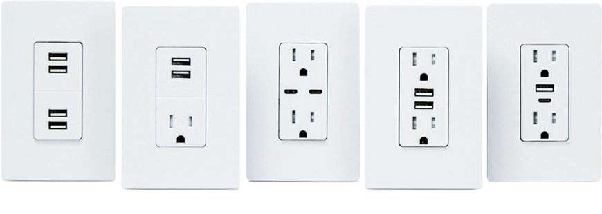 Electric Outlet Plug Switch